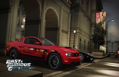 Download Fast & Furious 6: The Game iPhone free game.