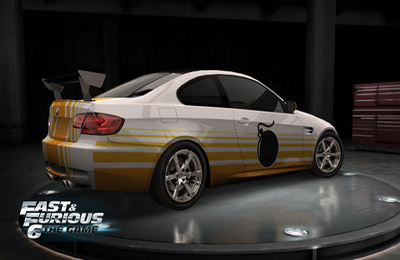 Screenshots vom Spiel Fast & Furious 6: The Game für iPhone, iPad oder iPod.