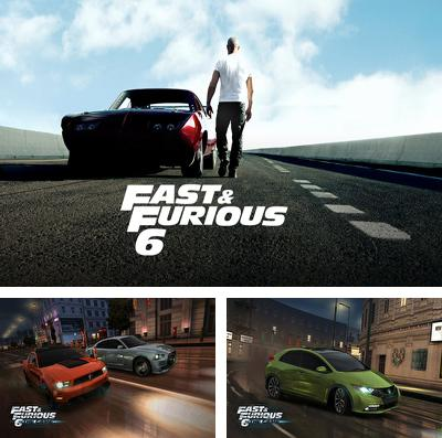 In addition to the game Risky Rider for iPhone, iPad or iPod, you can also download Fast & Furious 6: The Game for free.