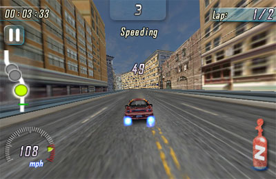 Игра Great Tour Rally для iPhone