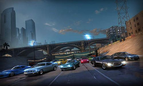 Screenshots do jogo Fast & furious: Legacy para iPhone, iPad ou iPod.