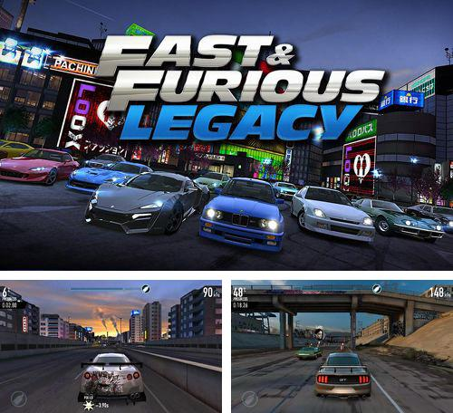 In addition to the game Pota-Toss World Tour: a Fun Location Based Adventure for iPhone, iPad or iPod, you can also download Fast & furious: Legacy for free.