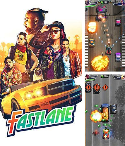 In addition to the game de Counter for iPhone, iPad or iPod, you can also download Fastlane: Road to revenge for free.
