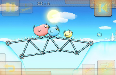 Скачать Fat Birds Build a Bridge! на iPhone бесплатно