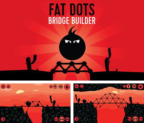 In addition to the game Sheep Up! for iPhone, iPad or iPod, you can also download Fat dots: Bridge builder for free.
