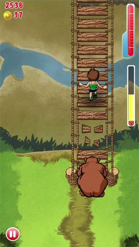 Capturas de pantalla del juego Fat man rolling para iPhone, iPad o iPod.