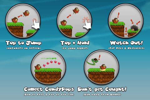 Download Fat Tony bird escape iPhone free game.