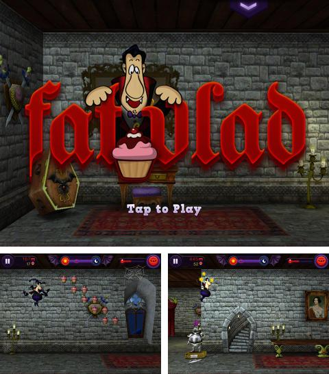 In addition to the game Twofold inc. for iPhone, iPad or iPod, you can also download Fat Vlad for free.