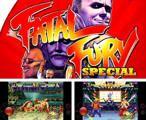 In addition to the game FIFA 16: Ultimate team for iPhone, iPad or iPod, you can also download Fatal fury: Special for free.