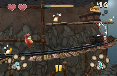 Free Fatcat Rush download for iPhone, iPad and iPod.