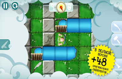 Descarga gratuita de Fatty Maze's Adventures para iPhone, iPad y iPod.
