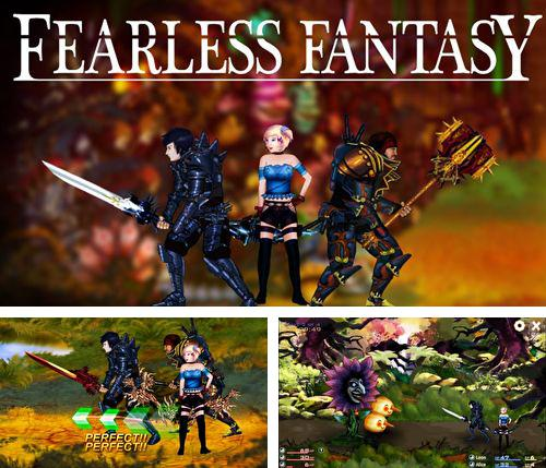 Download Fearless fantasy iPhone free game.