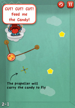 Free Feed Candy download for iPhone, iPad and iPod.