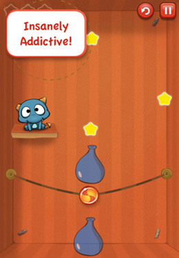 Screenshots of the Feed Candy game for iPhone, iPad or iPod.