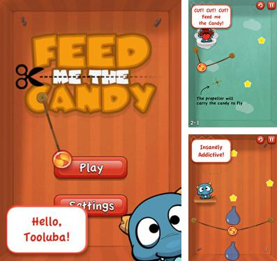 In addition to the game Star Warfare: Black Dawn for iPhone, iPad or iPod, you can also download Feed Candy for free.