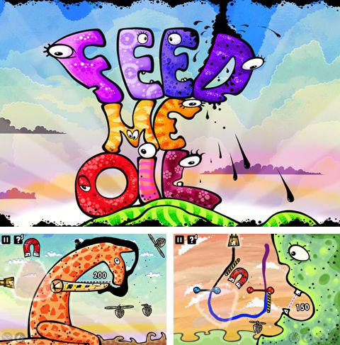 In addition to the game The Secret of Grisly Manor for iPhone, iPad or iPod, you can also download Feed me oil for free.