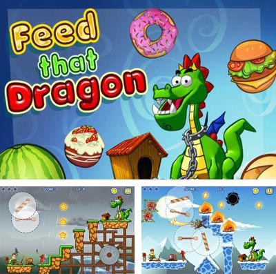 In addition to the game Space expedition for iPhone, iPad or iPod, you can also download Feed that dragon for free.