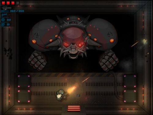 Screenshots of the Feral fury game for iPhone, iPad or iPod.