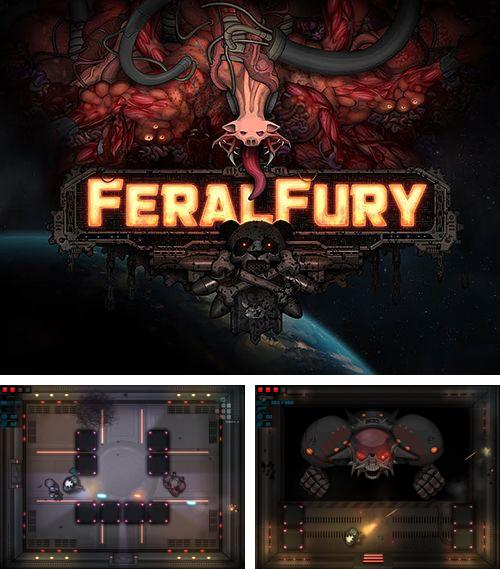 In addition to the game Monster Truck Mania for iPhone, iPad or iPod, you can also download Feral fury for free.