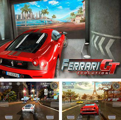 In addition to the game Quest for revenge for iPhone, iPad or iPod, you can also download Ferrari GT. Evolution for free.