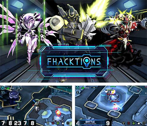 In addition to the game Amazing Runner for iPhone, iPad or iPod, you can also download Fhacktions: Real world PvP for free.