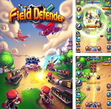 In addition to the game 2014 Super moto racing for iPhone, iPad or iPod, you can also download Field defender for free.