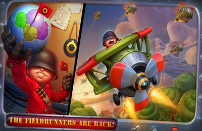 Download Fieldrunners 2 iPhone free game.