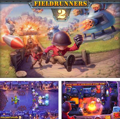 In addition to the game Tiki defense for iPhone, iPad or iPod, you can also download Fieldrunners 2 for free.