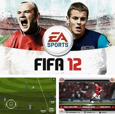 In addition to the game Robots love ice cream for iPhone, iPad or iPod, you can also download FIFA'12 for free.