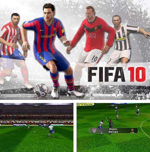 In addition to the game Le Parker: Sous chef extraordinaire for iPhone, iPad or iPod, you can also download FIFA 10 for free.