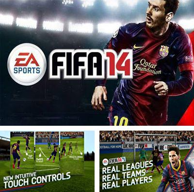 In addition to the game Angry zombies: Bike race for iPhone, iPad or iPod, you can also download FIFA 14 for free.