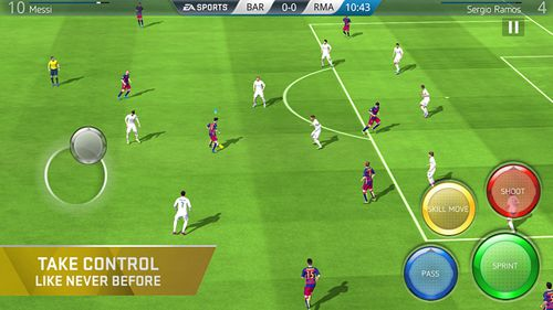 Free FIFA 16: Ultimate team download for iPhone, iPad and iPod.