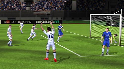 Descarga gratuita de FIFA mobile: Football para iPhone, iPad y iPod.
