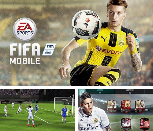 In addition to the game Friendly fire! for iPhone, iPad or iPod, you can also download FIFA mobile: Football for free.