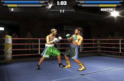 Download Fight Night Champion iPhone free game.