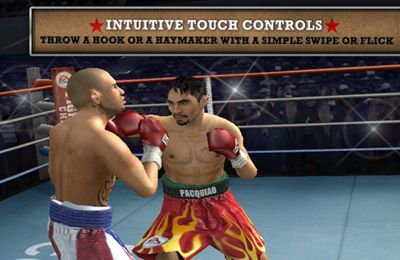 Скачати гру Fight Night Champion для iPad.