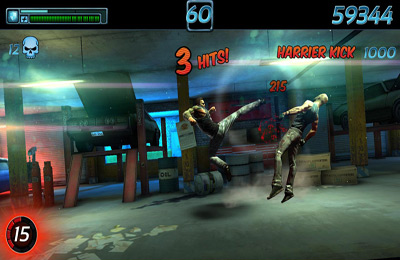 Download Fightback iPhone free game.