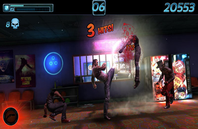 Descarga gratuita de Fightback para iPhone, iPad y iPod.