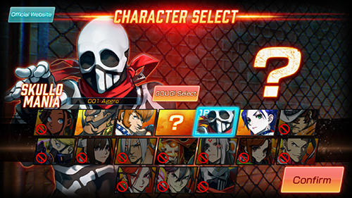 Baixe o jogo Fighting ex layer-a para iPhone gratuitamente.