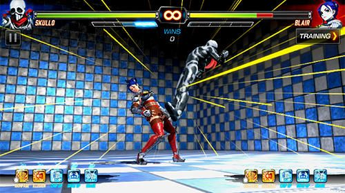 Baixe Fighting ex layer-a gratuitamente para iPhone, iPad e iPod.