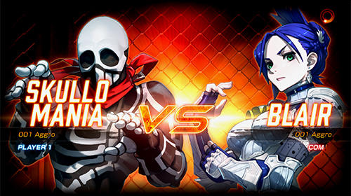 Écrans du jeu Fighting ex layer-a pour iPhone, iPad ou iPod.