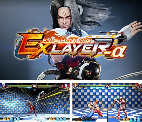 Kostenloses iPhone-Game Fighting Ex Layer-A See herunterladen.
