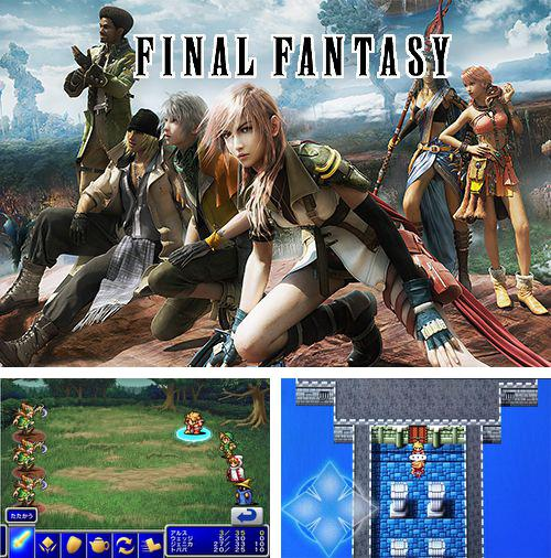 In addition to the game Zomber for iPhone, iPad or iPod, you can also download Final fantasy for free.