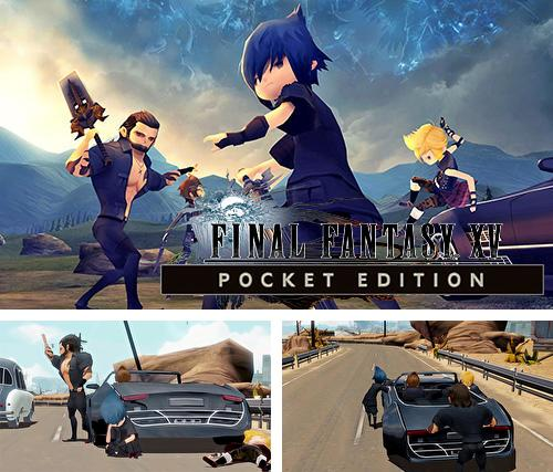 In addition to the game MXS big air for iPhone, iPad or iPod, you can also download Final fantasy 15: Pocket edition for free.