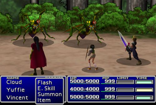 Final fantasy 7 iPhone game - free  Download ipa for iPad