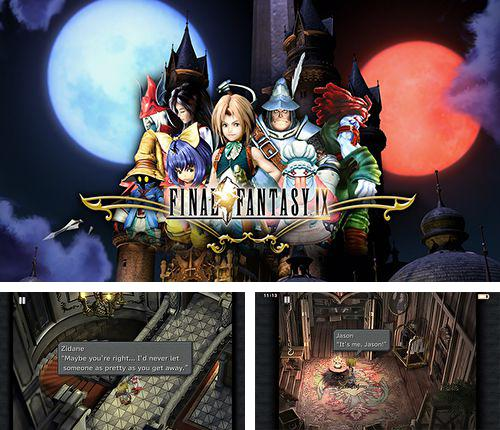 In addition to the game Cubeventure for iPhone, iPad or iPod, you can also download Final fantasy 9 for free.