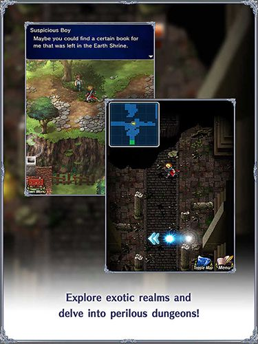 Free Final fantasy: Brave Exvius download for iPhone, iPad and iPod.
