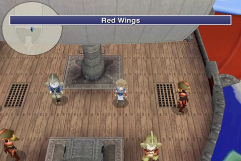 Kostenloser Download von Final Fantasy IV: The After Years für iPhone, iPad und iPod.
