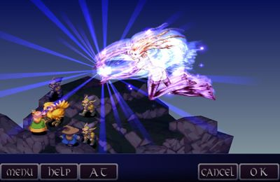 Screenshots of the Final fantasy tactics: THE WAR OF THE LIONS game for iPhone, iPad or iPod.