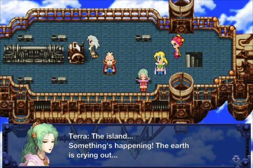 Free Final fantasy VI download for iPhone, iPad and iPod.